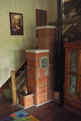 Dragon heaters rocket masonry heaters for Decorative rocket stove